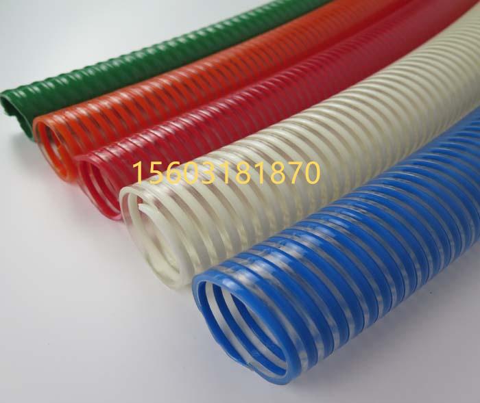 PVC塑筋螺旋增强软管