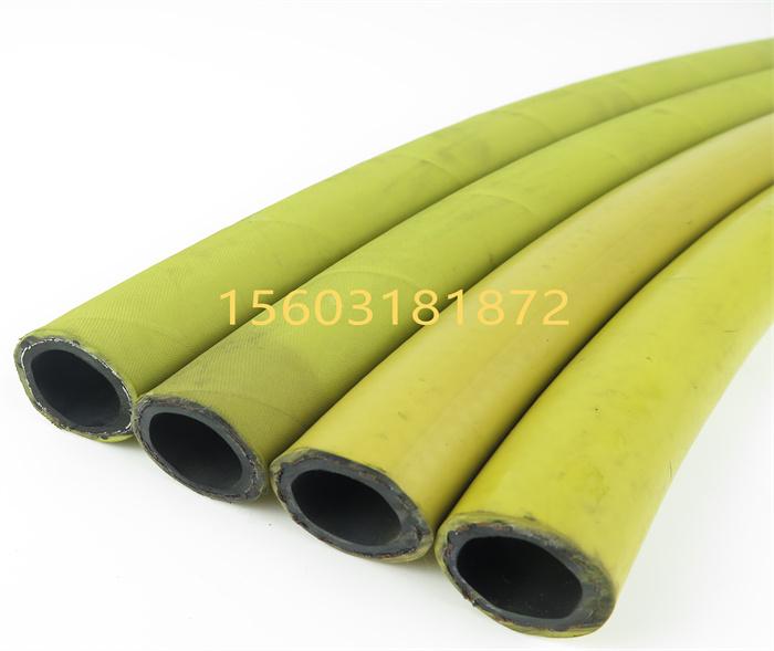 黄色钢丝空气管