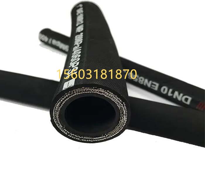 多层钢丝缠绕苛刻条件下高压液压支架软管