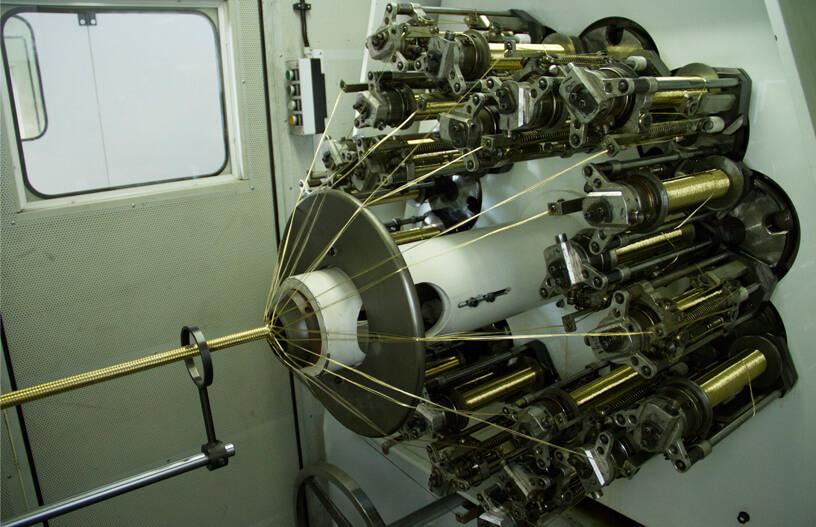 意大利VP高压高速钢丝编织机